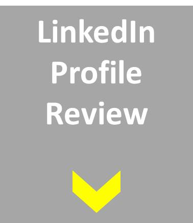 LinkedIn Profile Review Service Product Option 1 Profile Review