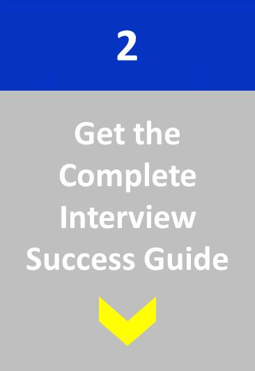 Job interview solution for job seekers - get the complete interview success guide