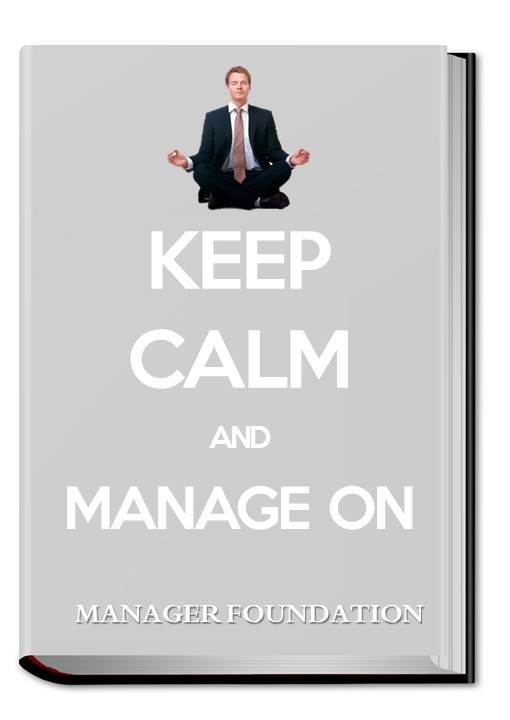 keep calm and manage on little book of management zen jpeg