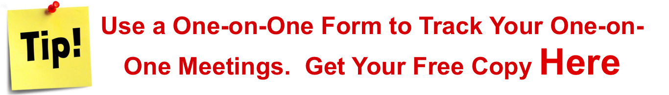 Use a One-on-One Form to track your one-on-one meetings Jpeg