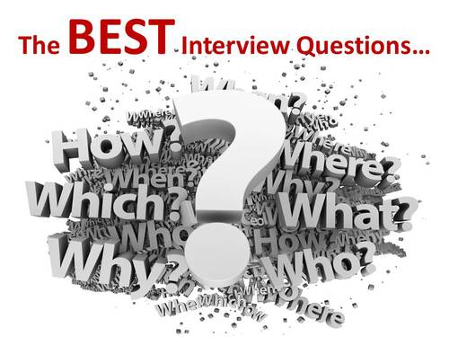 The Best Interview Questions to Ask Job Candidates