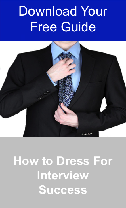 Download Your Free Guide to Find Out How to Dress for Interview Success Jpeg