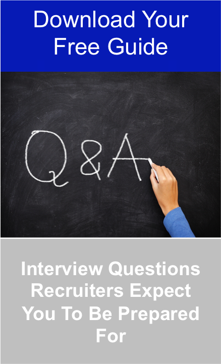 Download Your Free Guide to the Interview Questions Recruiters Expect You to be Prepared For Jpeg