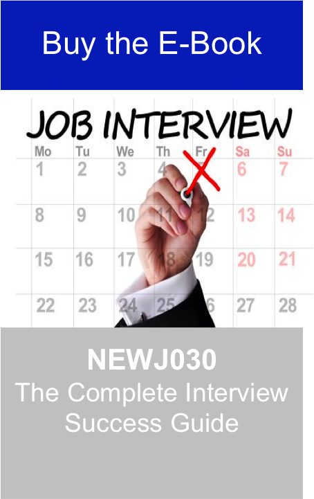 Interview Preparation for Job Seekers - The Complete Interview Success Guide Jpeg