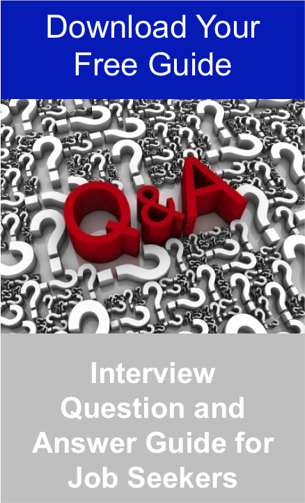 Download Your Free Interview Question and Answer Guide for Job Seekers Jpeg