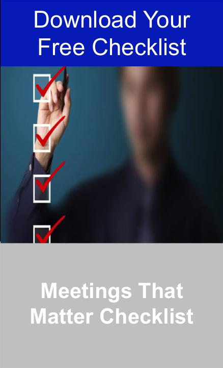 Meetings That Matter Checklist Jpeg