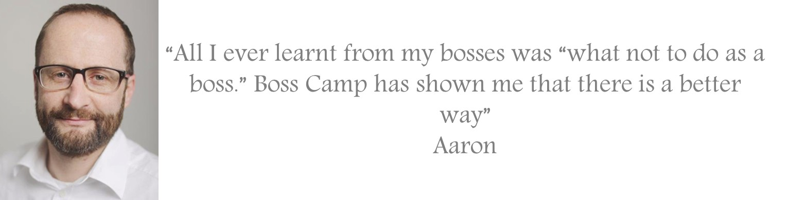 Aaron Boss Camp Testimonial Jpeg