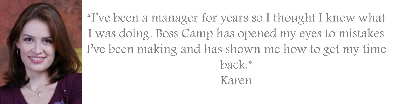 Karen Boss Camp Testimonial Jpeg