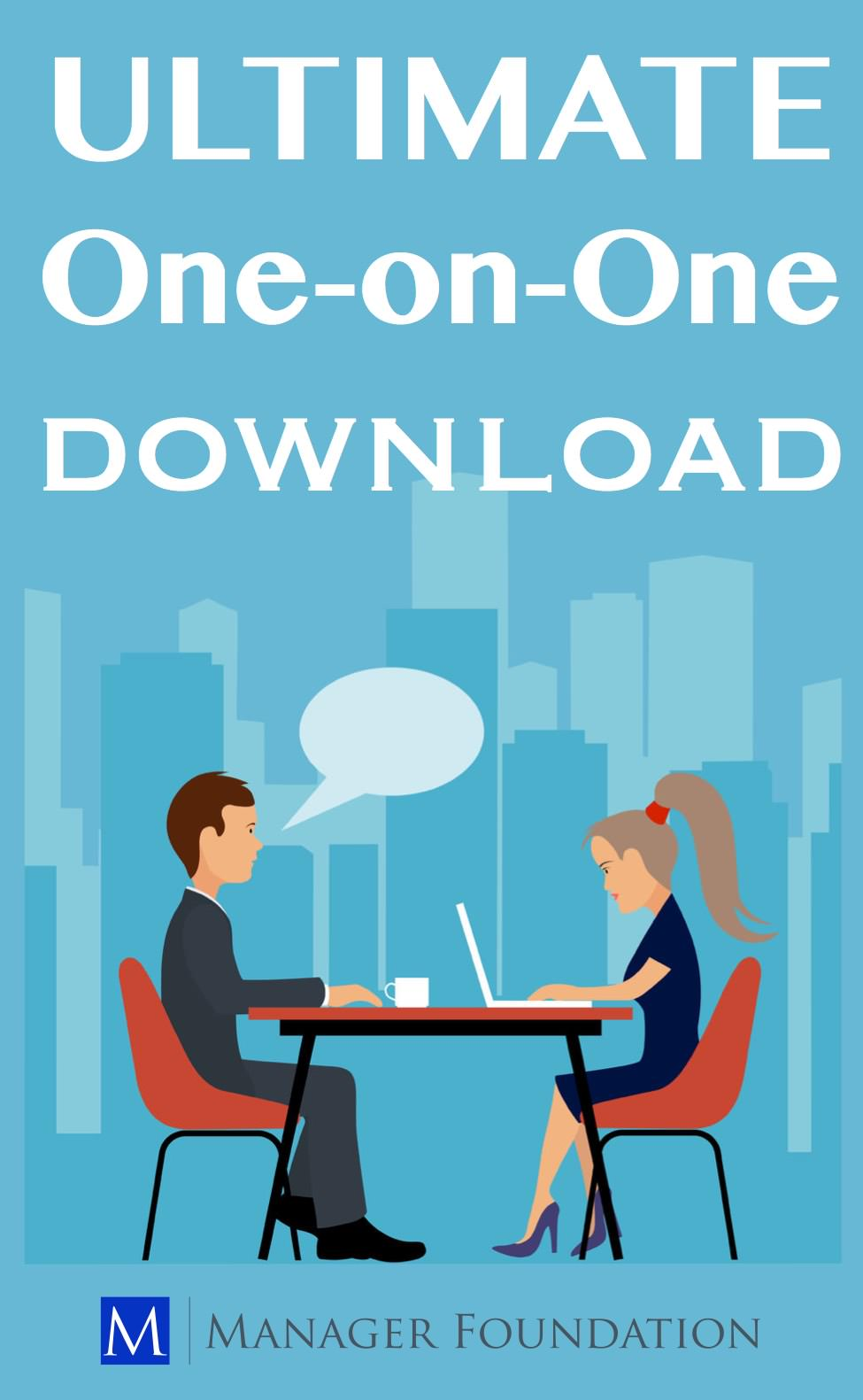 One-on-One template for download