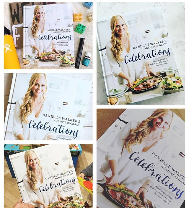 Love seeing you all with your new copies of Celebrations!! US fans - The sale is still on! 🎉 $20 for the hard copy and just $9.99 for the kindle version (you don't need to have a kindle - you can just get the free kindle app on your device. Meaning you can have a copy of the recipes with you at all times. Like the grocery store!) L I N K  I N  B I O #celebrationscookbook