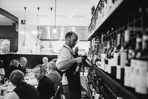 Tim Austin, Chef + Owner, La Bonta
