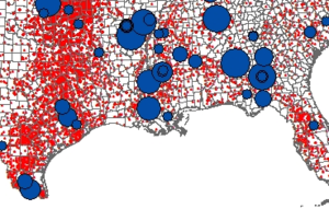 Map by Kiersten Rooke