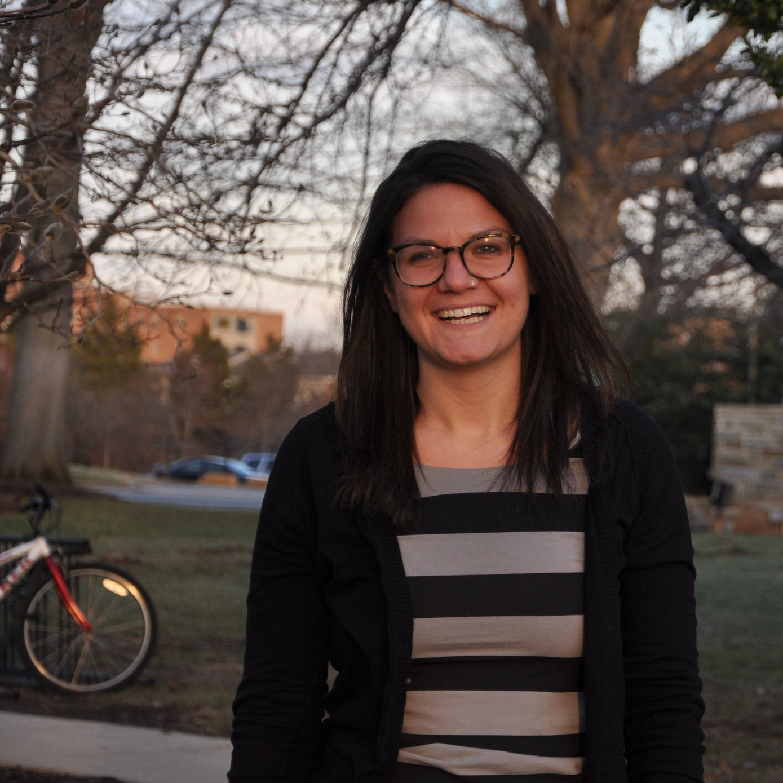 Arielle Conti, Global Environmental Politics MA '14
