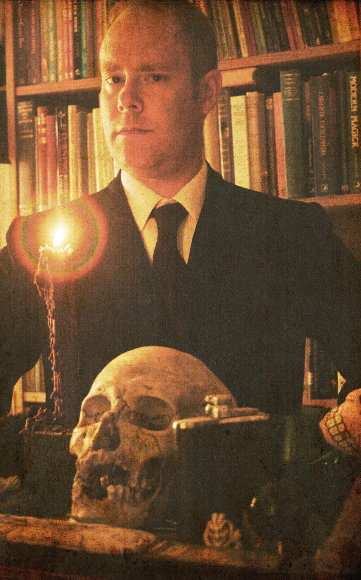 Doctor Lazarus Ravenscroft