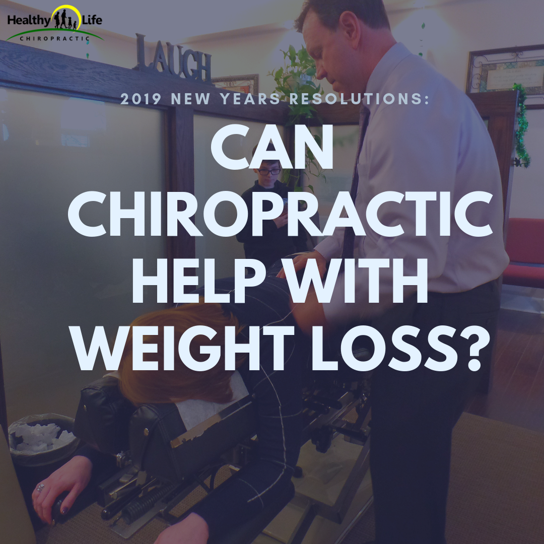 Can Chiropractic Help You Lose Weight? — Healthy Life