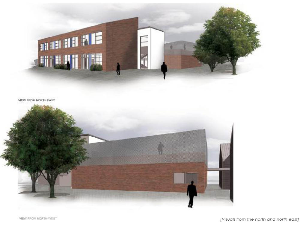 Proposals for St Mary's Primary School