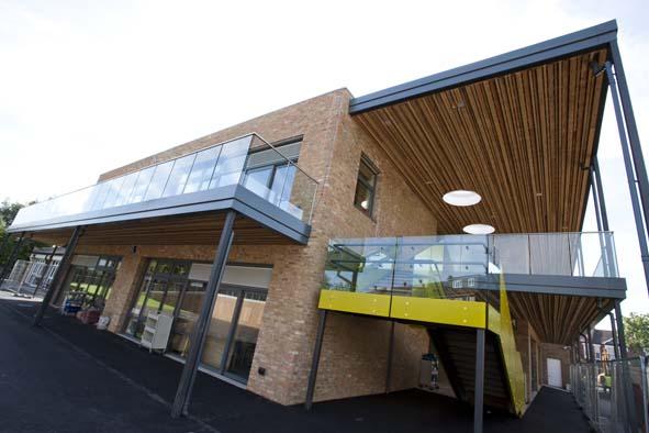 St Michael's School - Exterior