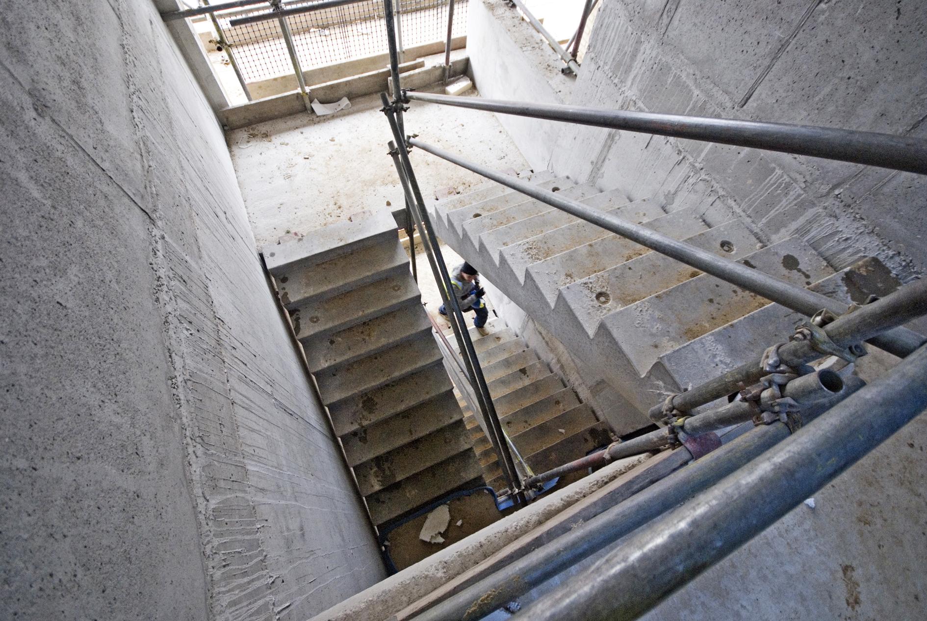 150319_Hoddesdon site visit_stairs