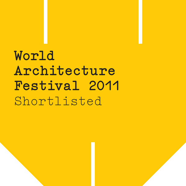 2hD shortlisted for the World Architecture Festival Awards!
