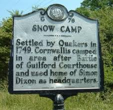 Snow Camp Retreat