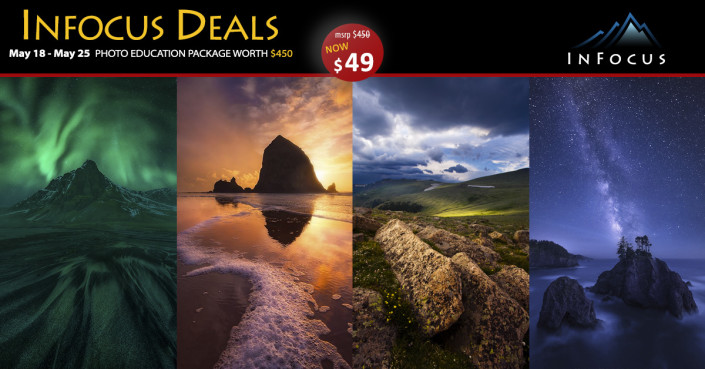 May 2106 InFocus Deals - Sale Price $49 (Reg. Price: $450, 89% Off)