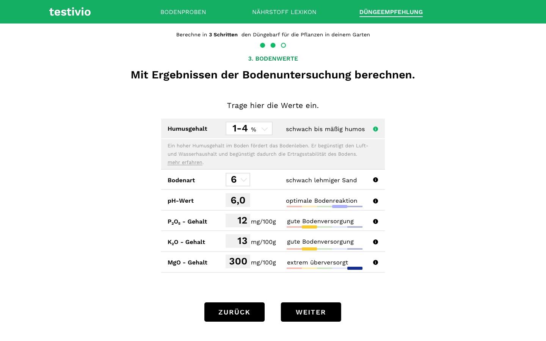 d) define soil quality – info box