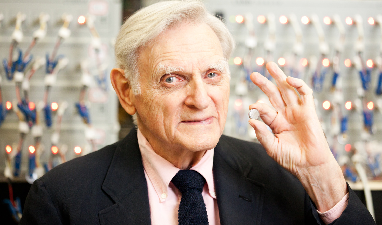 Dr. John Goodenough
