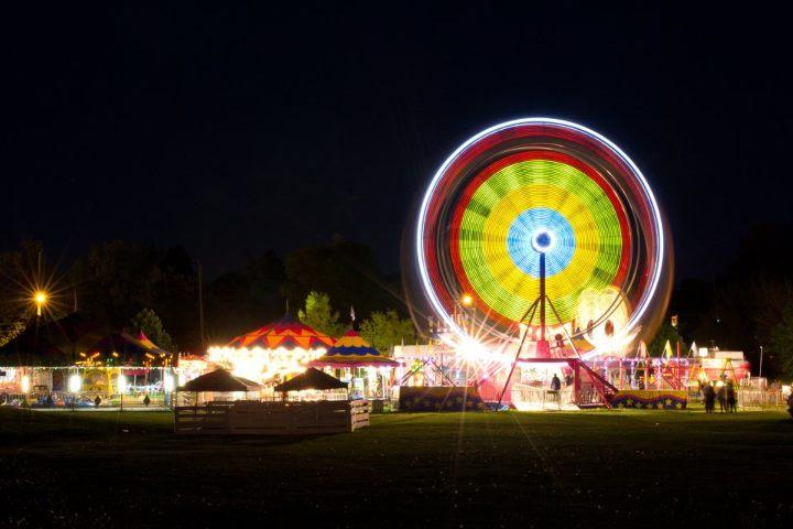 A shot taken at Dows Lake fair. Summer 2012.