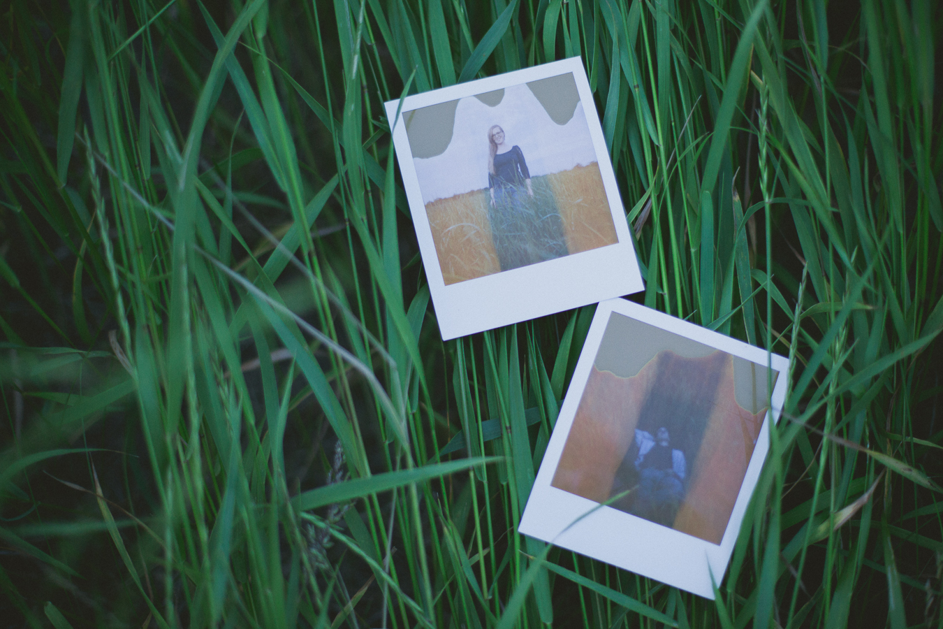 Actual photos taken with the Polaroid 600