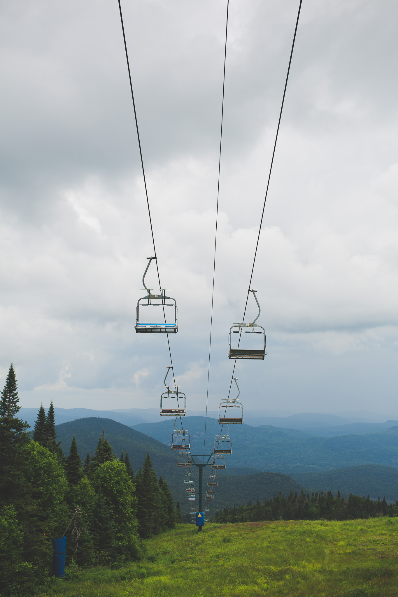 Mont-Tremblant-Chairlift