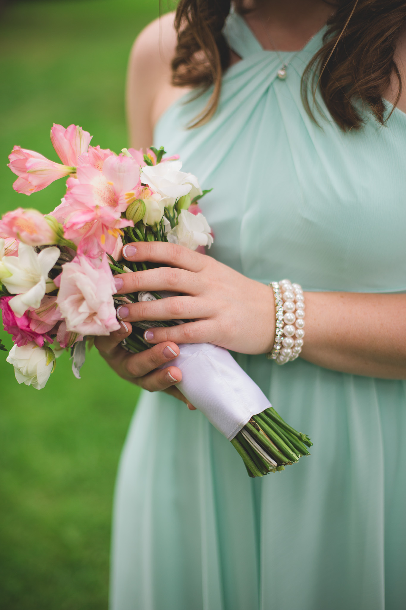 Mint-Green-Bridesmaid-Dress