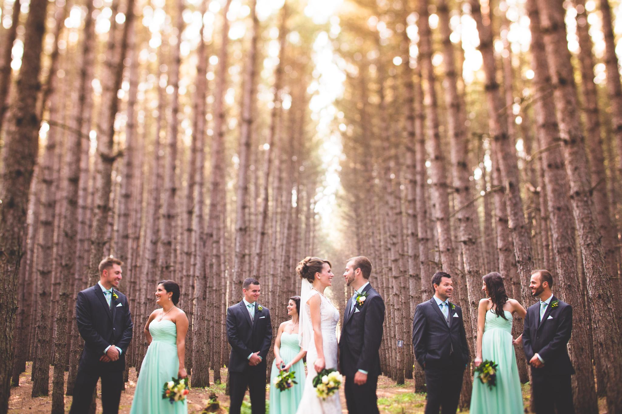 Mont-Tremblant-Wedding