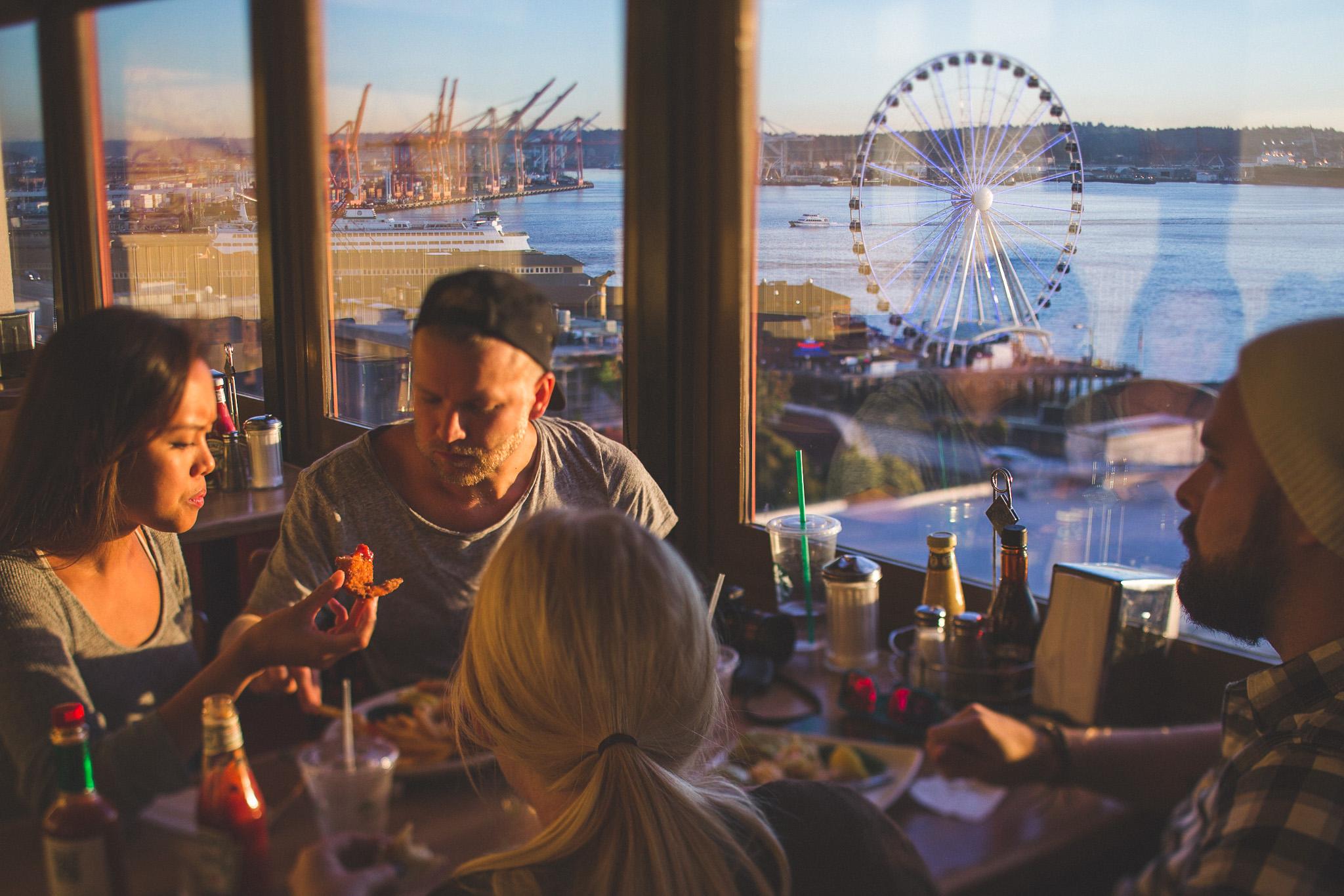 Lowell's-Market-Seattle-Dinner