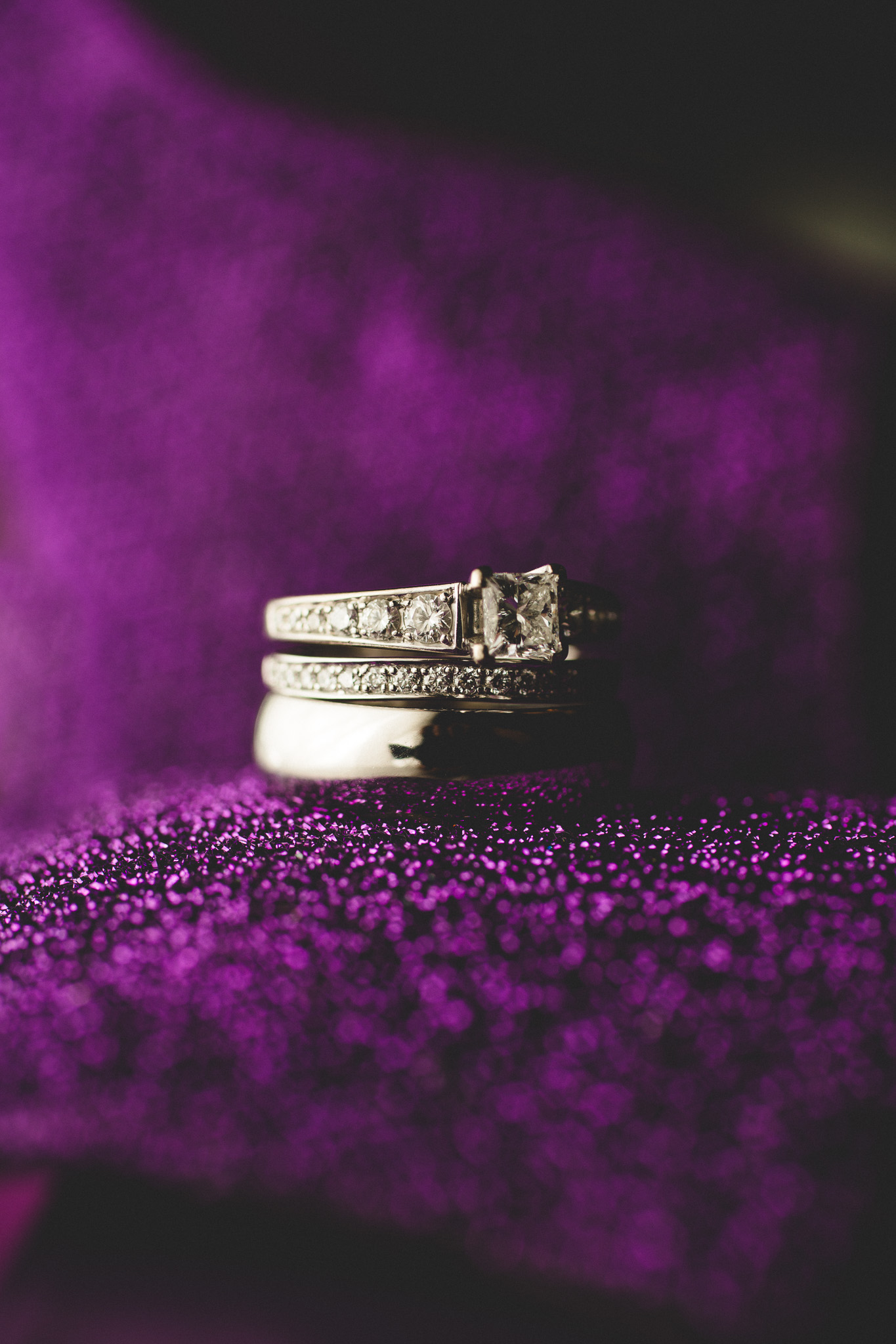 Using-a-shoe-for-wedding-ring-photos