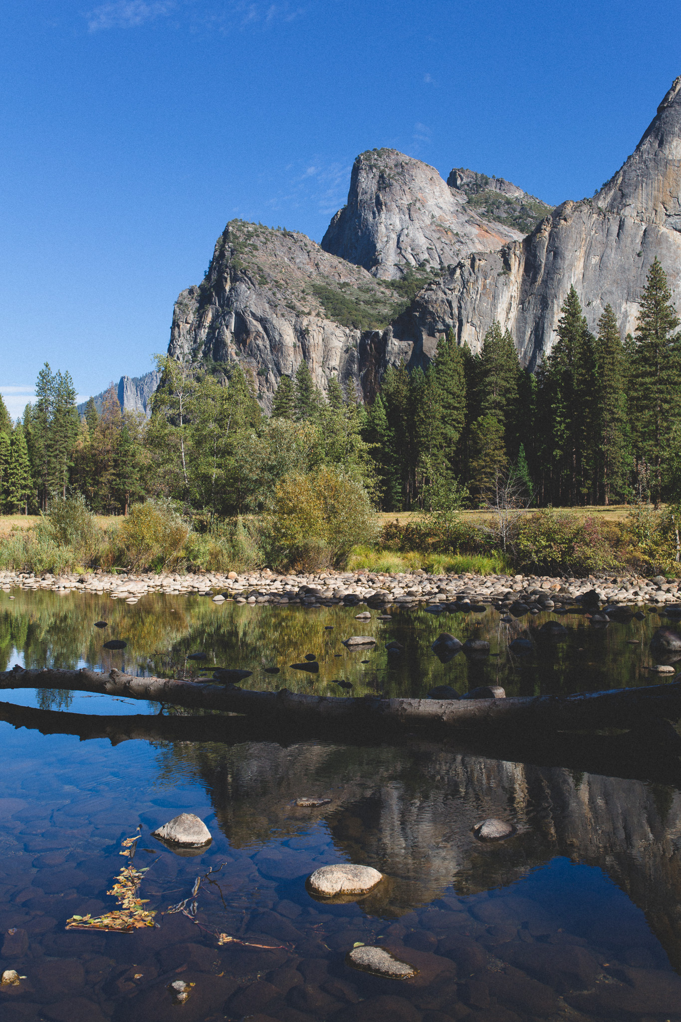 Reflection in Yosemite