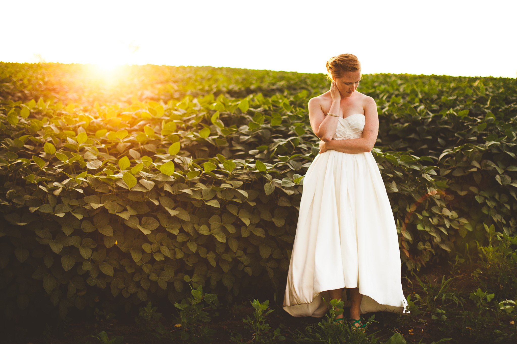 Four-Seasons-Wedding-Dress-Summer