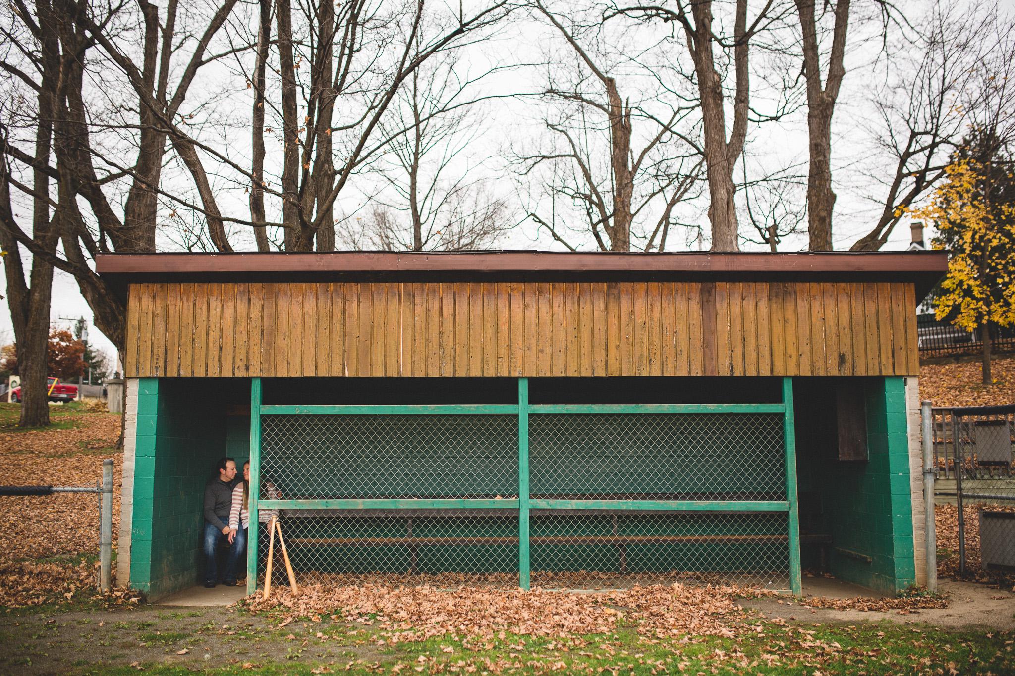 softball-dugout-engagement