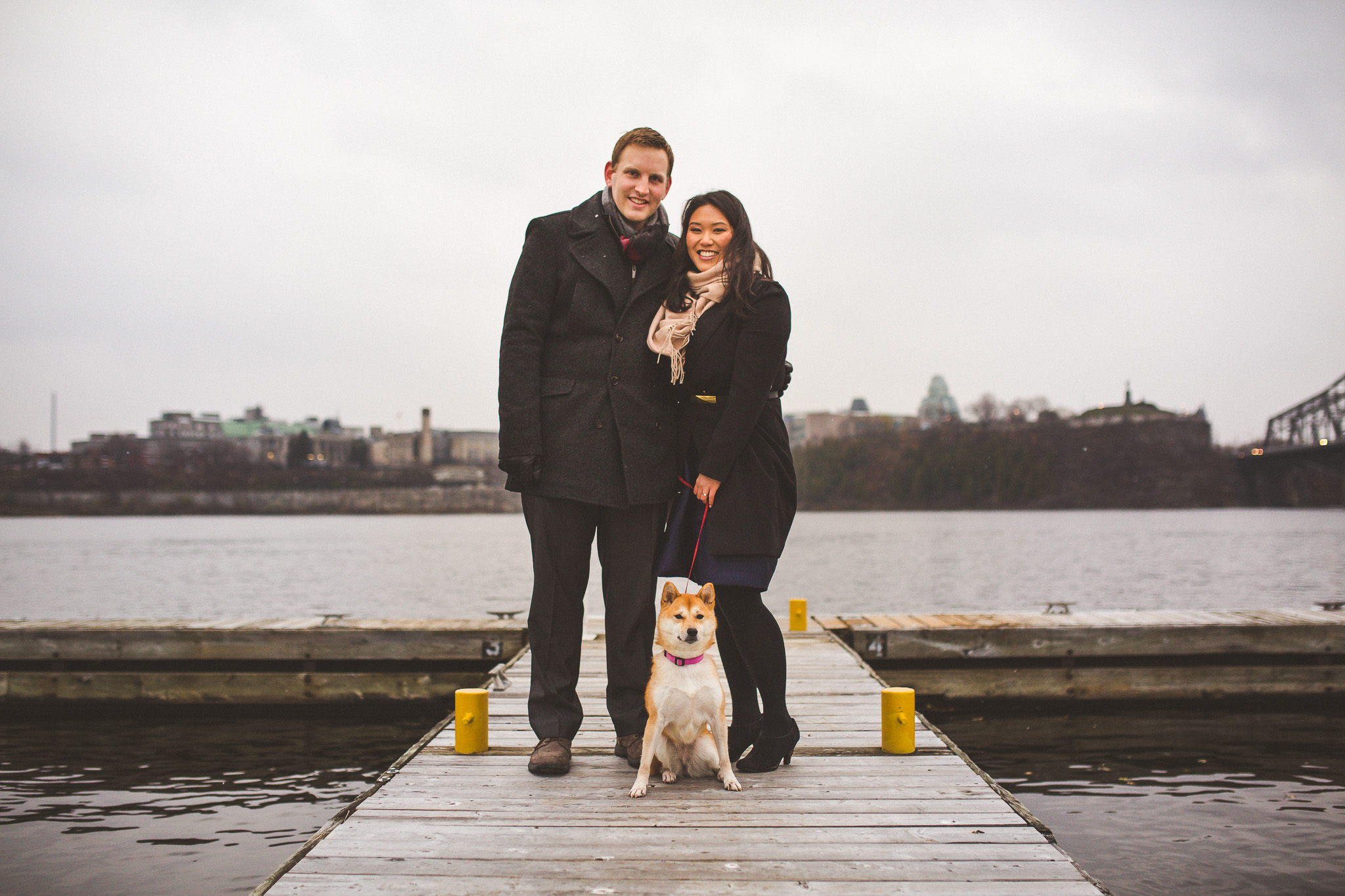ottawa-engagement-photography-on-dock