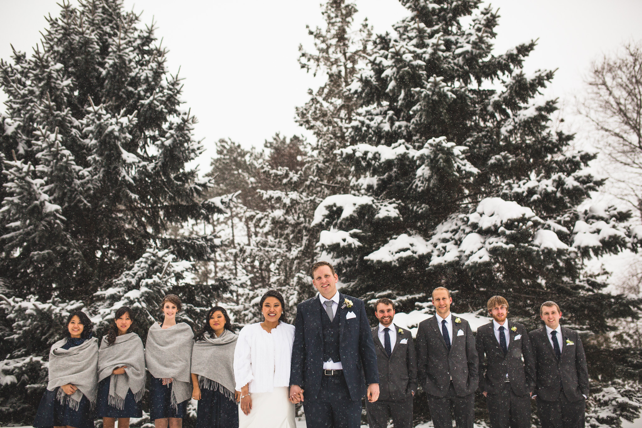 Winter-wedding-party-photos
