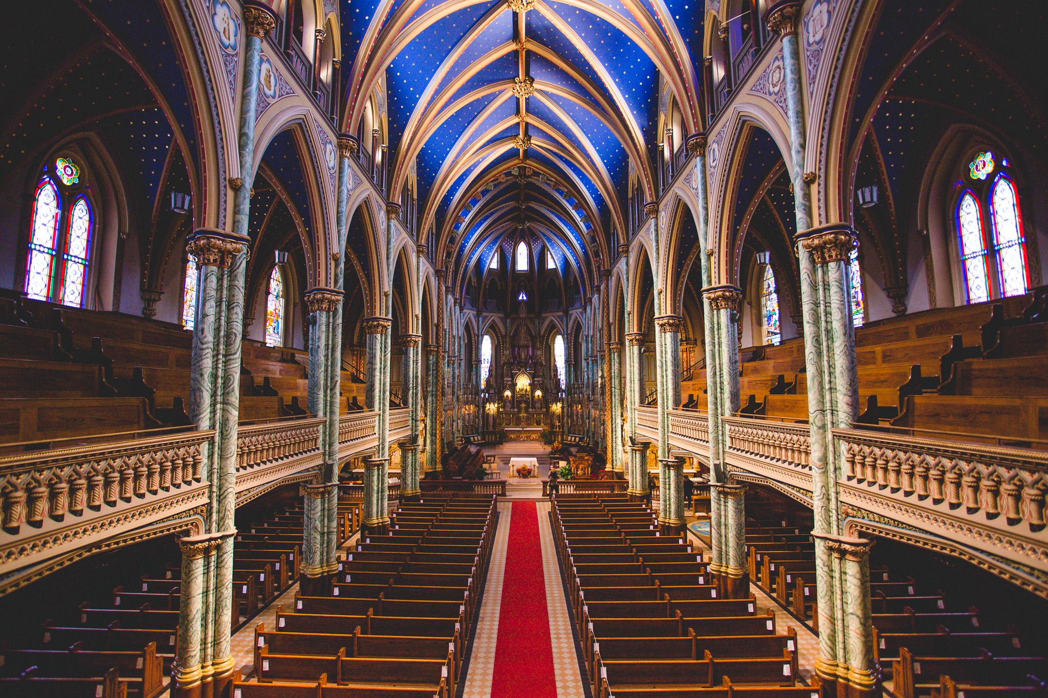 Notre-dame-basilica-Ottawa