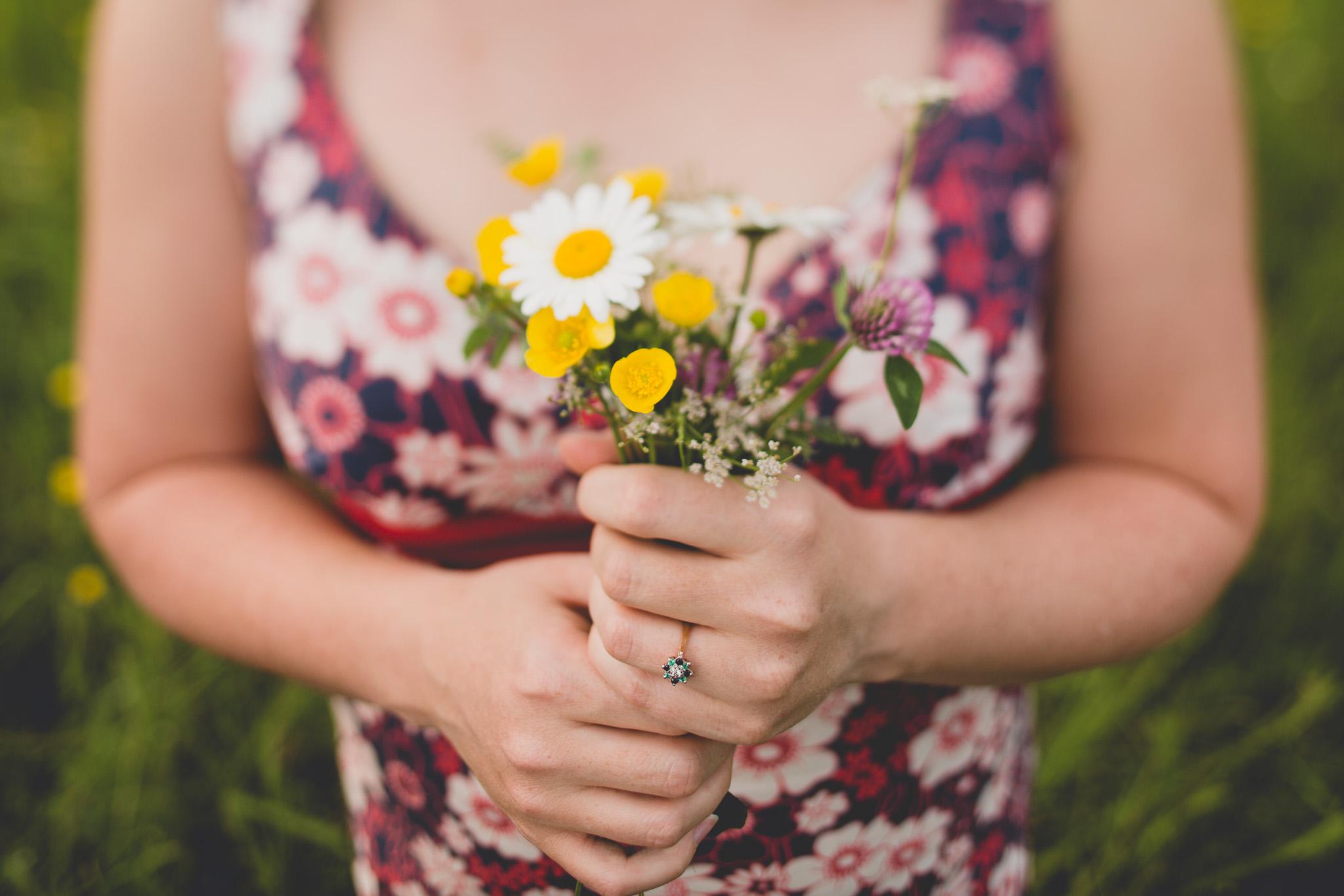 handpicked-bouquet-engagement