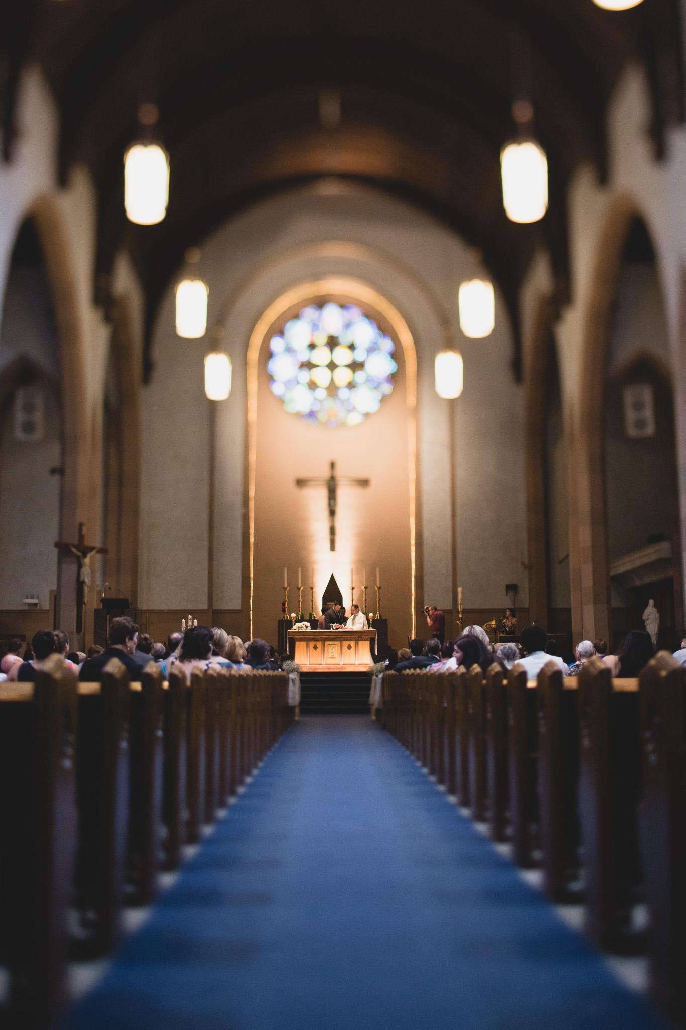 Blessed Sacrament Church Ottawa