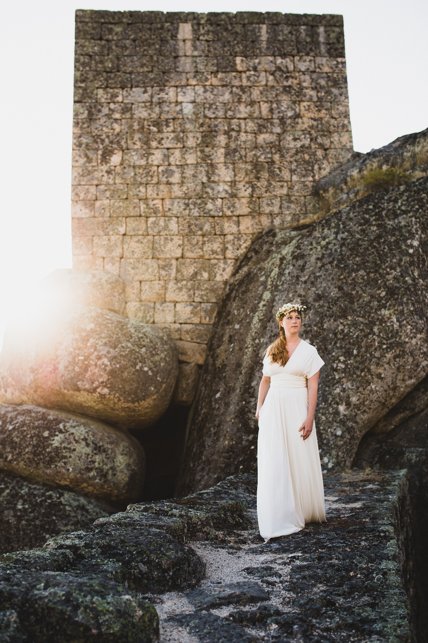 Monsanto Portugal Medieval Castle Wedding