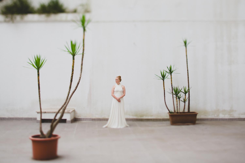 Creative Ottawa wedding photograph