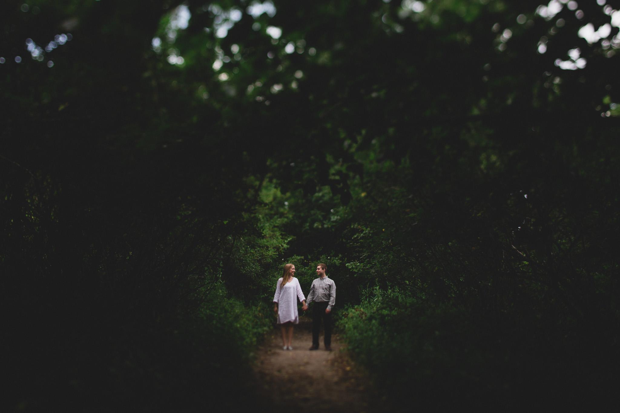 Kelsey & Marc's Ottawa destination engagement