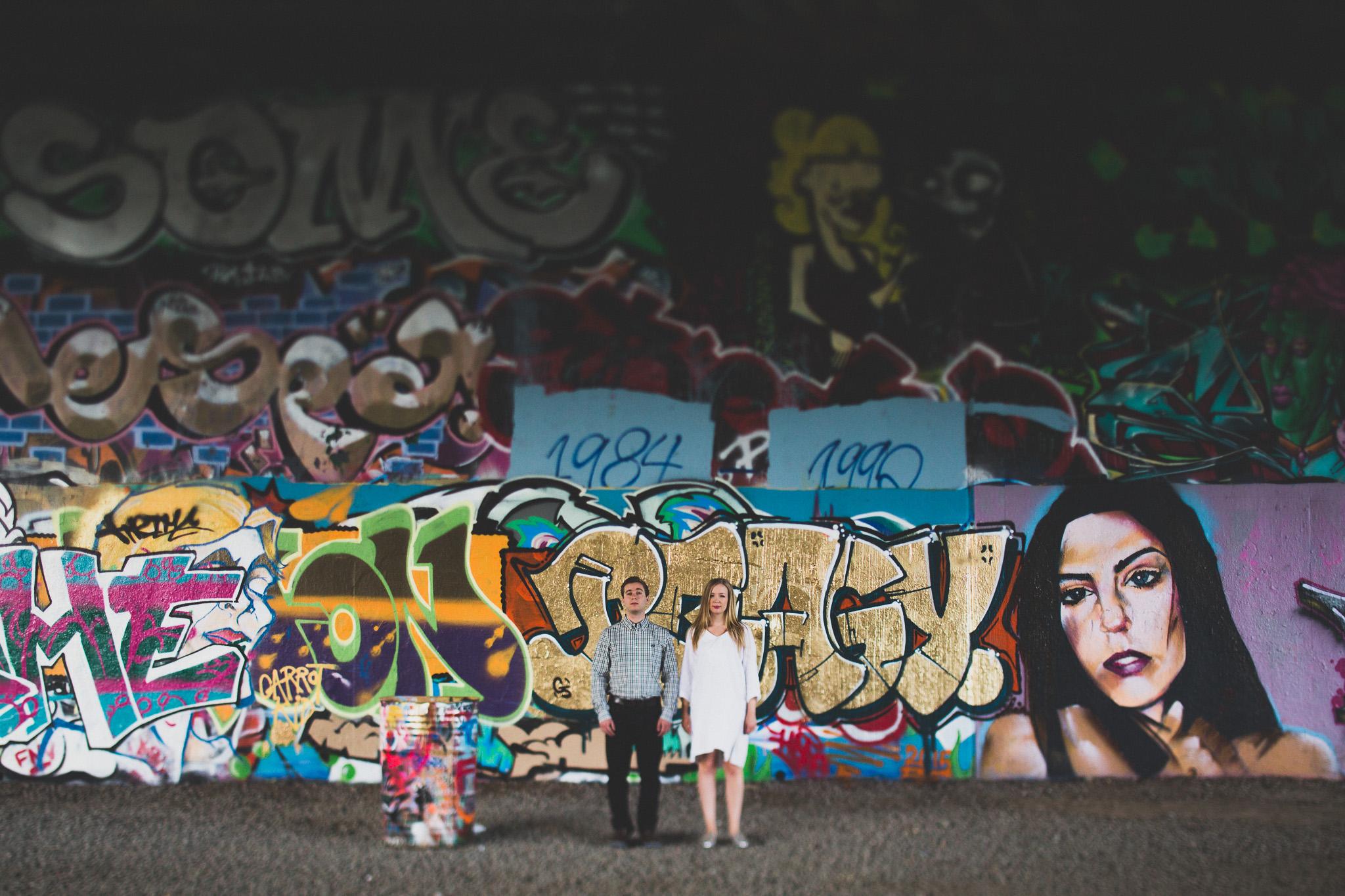 Graffiti Wall Carleton University session