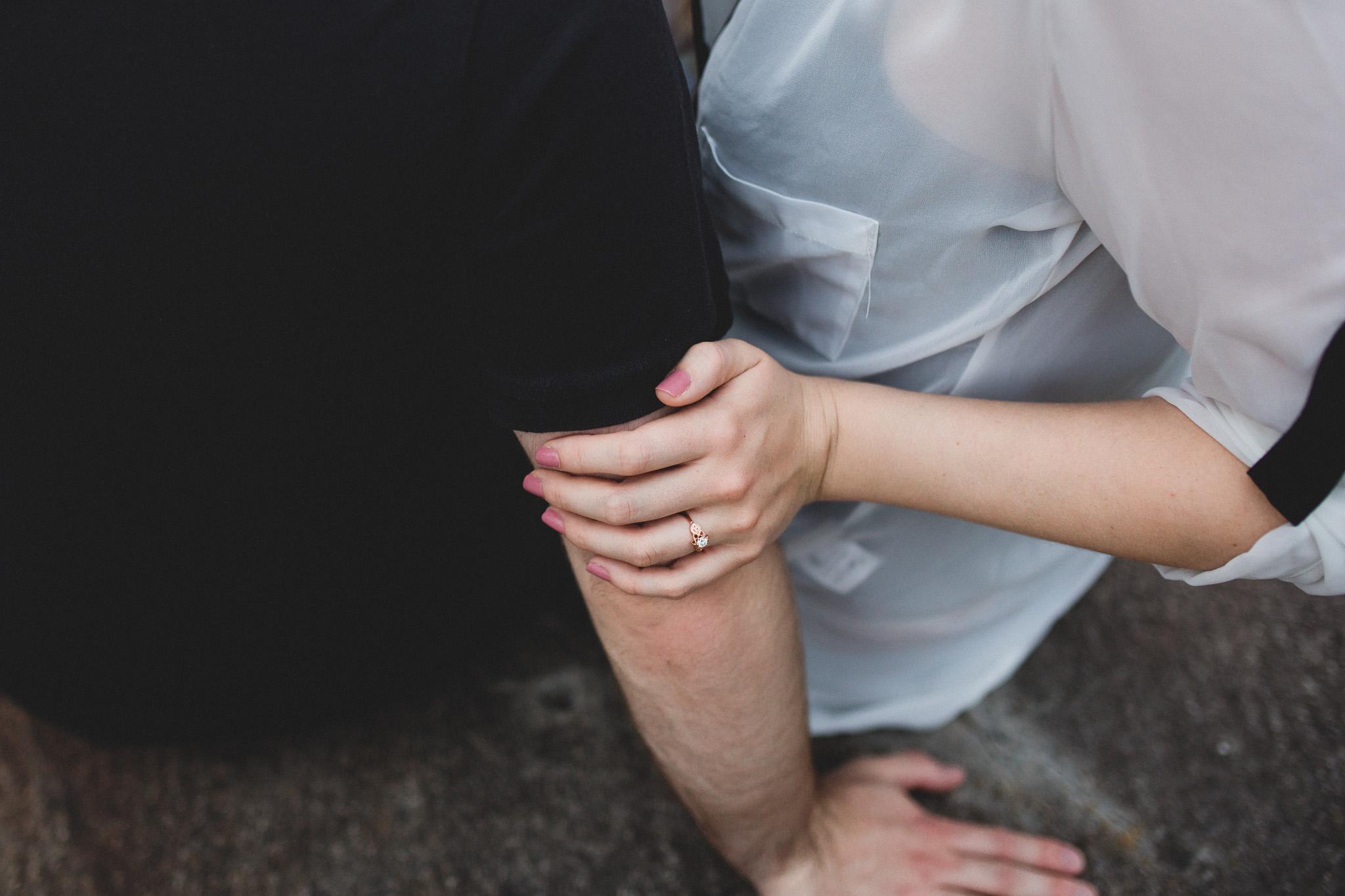 Ottawa wedding photographer alternative