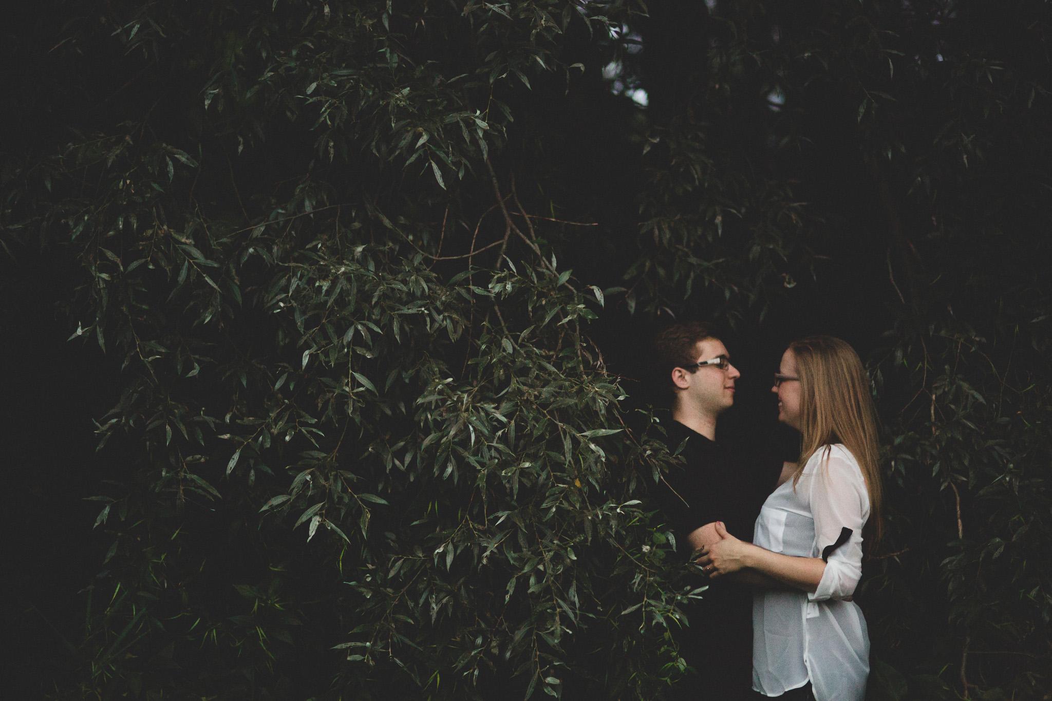 Nature inspired Ottawa wedding photographer