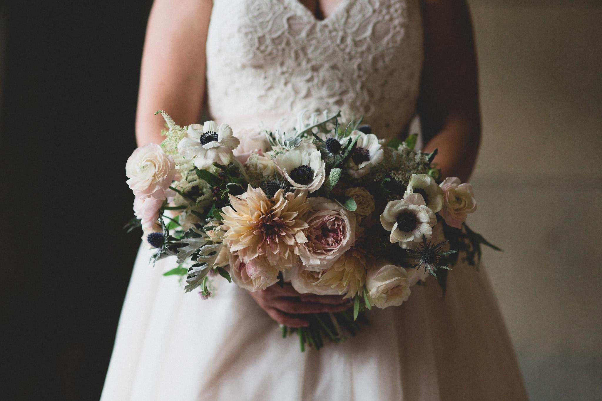 Bride's Bouquet Ottawa Design