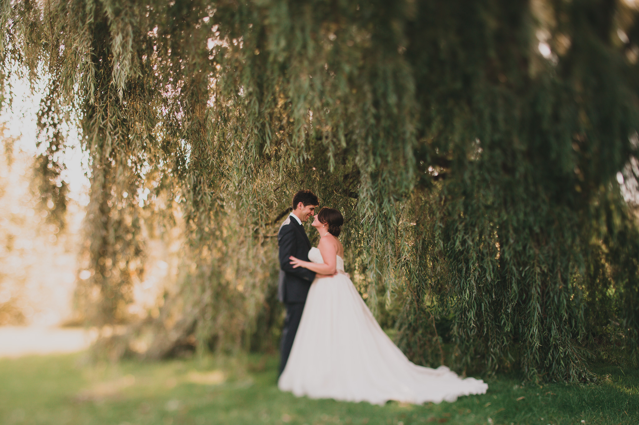 Alternative and artsy wedding in Ottawa, Ontario